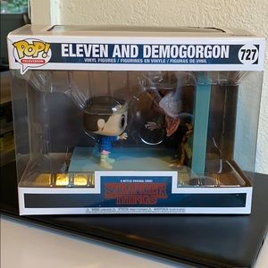 Eleven & Demogorgon Funko POP